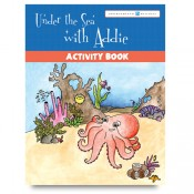 Under the Sea With Addie – Activity Book