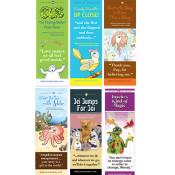 Wellness Series Bookmark Set