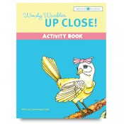 Wendy Warbler UP CLOSE! – Activity Book